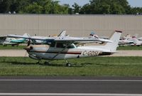 C-GDSI @ KOSH - Cessna 172RG - by Mark Pasqualino