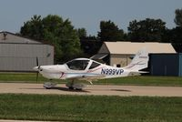 N999VP @ KOSH - Harmony LSA - by Mark Pasqualino