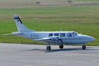 D-IXKJ @ EDNY - Piper PA-60-601P Aerostar [61P-0607-7963272] Friedrichshafen~D 03/04/2009 - by Ray Barber