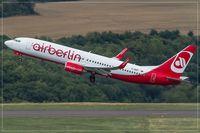 D-ABKP @ EDDR - Boeing 737-86J - by Jerzy Maciaszek