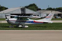 N678W @ KOSH - Cessna 182M - by Mark Pasqualino