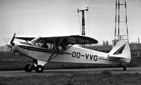 OO-VVG @ EBAW - 1960's.