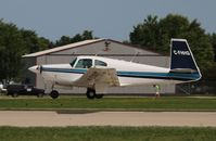 C-FHHQ @ KOSH - Mooney M20D - by Mark Pasqualino