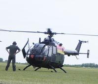 86 33 @ EHTX - Texel Airshow - by Henk Geerlings