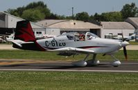 C-GTZG @ KOSH - Vans RV-9A - by Mark Pasqualino