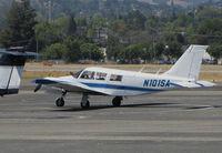 N101SA @ KCCR - Locally-based 1973 PA-34-200 @ Buchanan Field (Concord, CA) - by Steve Nation