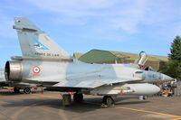 78 @ LFOT - Dassault Mirage 2000-5F (116-EC), Static display, Tours Air Base 705 (LFOT-TUF) Air show 2015 - by Yves-Q