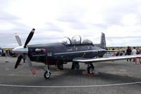 156112 @ CZBB - Raytheon CT-156,Boundary Bay Airshow 2014 - by metricbolt