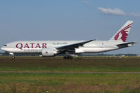 A7-BFF @ EHAM - QATAR - by Fred Willemsen