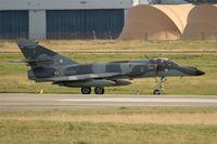 2 @ LFRJ - Dassault Super Etendard M, Taxiing after landing rwy 26, Landivisiau Naval Air Base (LFRJ) - by Yves-Q