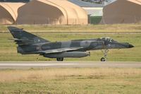 17 @ LFRJ - Dassault Super Etendard M, Taxiing after landing rwy 26, Landivisiau Naval Air Base (LFRJ) - by Yves-Q