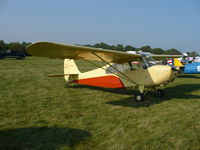 N1330E @ 40I - Aeronca 7AC - by Christian Maurer