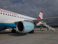 OE-LBU @ EDDT - Austrian A320-200 - by Christian Maurer