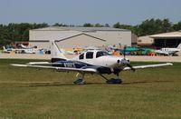 N388CS @ KOSH - Cessna T240