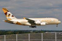 A6-APC @ EGLL - Etihad A388 on short final. - by FerryPNL