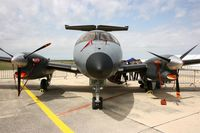 070 @ LFOA - Embraer EMB-121AA Xingu, Static display, Avord Air Base 702 (LFOA) open day 2012 - by Yves-Q