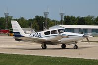 C-FOSG @ KOSH - Piper PA-30 - by Mark Pasqualino