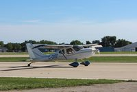 C-GISF @ KOSH - Glastar SH-4 - by Mark Pasqualino