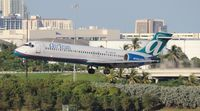 N951AT @ FLL - Air Tran
