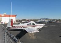 N201DG @ KCHD - Chandler airport, AZ - by olivier Cortot