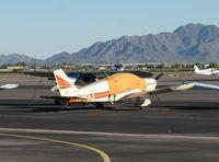 N4101J @ KCHD - under the sun of Arizona - by olivier Cortot