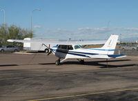 N1591E @ KCHD - Chandler, near Phoenix - by olivier Cortot