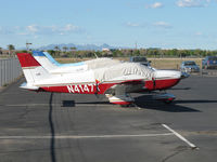 N4147T @ KCHD - CHD, AZ - by olivier Cortot
