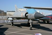 90 @ LFBO - Dassault Mirage IIIC, Preserved at Les Ailes Anciennes Museum, Toulouse-Blagnac - by Yves-Q