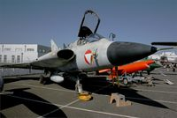 02 @ LFBO - Saab J-35Oe MkII Draken, Preserved at Les Ailes Anciennes Museum, Toulouse-Blagnac - by Yves-Q