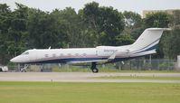 N962SS @ FXE - Gulfstream IV