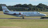 N969GB @ ORL - Citation 560