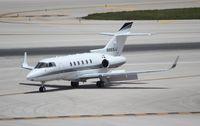 N969JJ @ MIA - Hawker 800XP