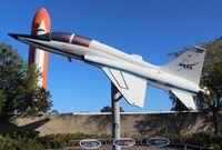 N969NA - NASA T-38N at the NASA Visitor Center Cape Canaveral FL