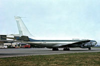 EI-AMW @ EHAM - Boeing 707-348C [18737] (Air Algerie)  Amsterdam-Schiphol~PH 12/05/1979. From a slide.
