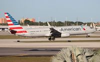 N987AN @ MIA - American - by Florida Metal
