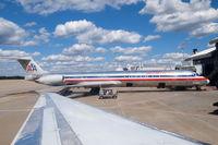 N7547A @ KRDU - MD-82 at RDU - by Eric Olsen