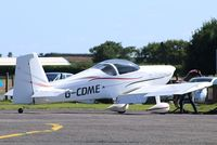 G-CDME @ EGBO - Privately Owned - by Paul Massey