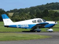 G-GBRB @ EGBO - Owned by the Bravo Romeo Group.EX:-N8381W - by Paul Massey