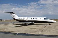 N219L @ KPRB - Estrella Aviation 2011 Cessna 525C Carpe Diem visiting @ Paso Robles Municipal Airport, CA - very sharp color scheme - by Steve Nation