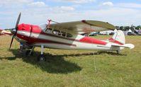 N1068D @ LAL - Cessna 195A