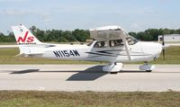 N1154W @ LAL - Cessna 172S - by Florida Metal