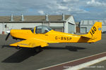 G-BNSP @ EGBT - at Turweston - by Chris Hall