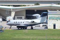 N1218C @ FLL - Gulfstream II