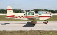 N1355R @ LAL - Grumman AA-5 - by Florida Metal