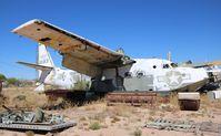 N1359Y @ DMA - Grumman UF-2 in a private boneyard near Davis Monthan - by Florida Metal