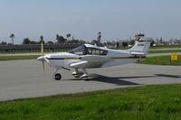 N102EL @ KRHV - Locally-Based 1999 Cavalier SA-102.5 homebuilt taxiing for takeoff @ Reid-Hillview Airport San Jose, CA - by Steve Nation