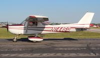 N1446Q @ LAL - Cessna 150L - by Florida Metal