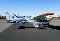 N13944 @ KWHP - Locally-Based 1974 Cessna 172M @ Whiteman Airport, Pacoima, CA - by Steve Nation