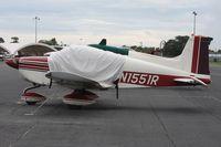 N1551R @ ORL - Grumman American AA-1C