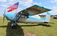 N1609C @ LAL - Cessna 180